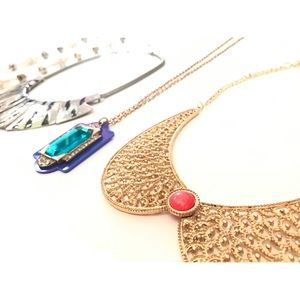 Charming Charlie Jewelry - Charming Charlie necklace lot 4pcs.